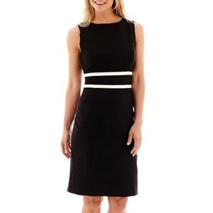 Black Label Sheath Dress
